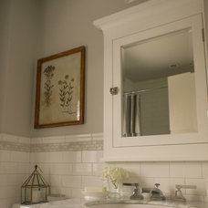 Traditional Bathroom by From a Seed Interiors