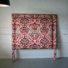 eclectic headboards by Etsy