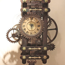 Eclectic Clocks by Fine Home Products