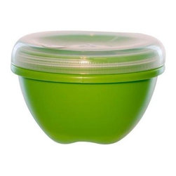 Preserve Large Food Storage Container - Green - Case Of 12 - 25.5 Oz - Powered by Leftovers
