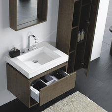 Bathroom Vanities And Sink Consoles by Modern Bathware