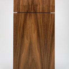 Modern Kitchen Cabinetry by Kokeena