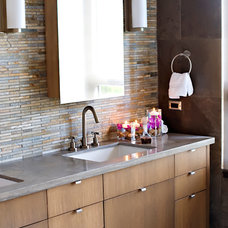 Modern Bathroom Faucets And Showerheads by Blu Bathworks
