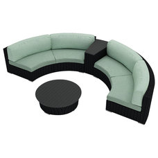 Modern Outdoor Sofas by PatioProductions