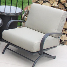 traditional outdoor chairs by Home and Hearth Outfitters