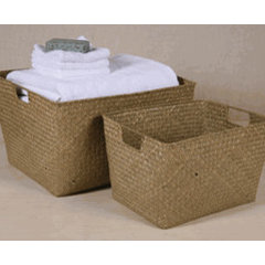 modern baskets by AREO