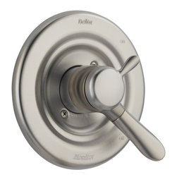 Delta - Lahara Monitor 17 Series Valve Trim Only in Stainless - Delta T17038-SS Lahara Monitor 17 Series Valve Trim Only in Stainless.