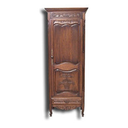 EuroLux Home - New Cabinet Oak French Country Raised Panel - Product Details