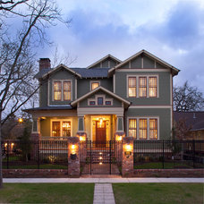 Traditional Exterior by Allegro Builders
