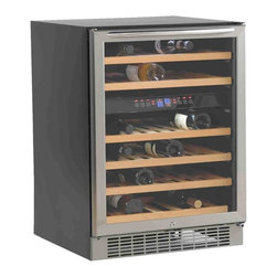 Avanti - Avanti Free Standing Dual Zone Wine Cooler - FEATURES