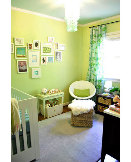 traditional  nursery