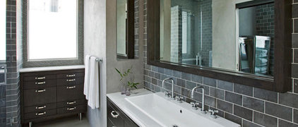 Contemporary Bathrooms from Joseph Pubillones : Designers' Portfolio 2415 : Home