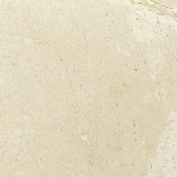 Tile Circle - Crema Marfil Marble Polished Marble Tiles, 12x12 - First-quality natural Spanish Crema Marfil Marble tile for wall and floor use