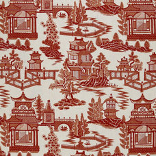 Asian Fabric by Furbish
