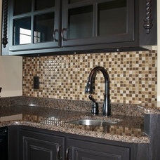 Kitchen Countertops by Crabbe Construction