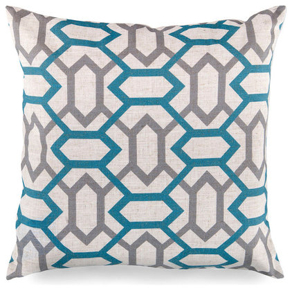 Transitional Pillows by Bliss Home & Design