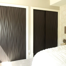 Modern Interior Doors by Soelberg Industries