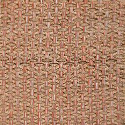 "Jaipurrugs - Jute/Cotton Taupe/Orange Wallington Rug Border Color Burnt Orange 24"" x 40"" - Naturals Solid Pattern Jute/ Cotton Taupe/Orange Wallington Rectangle Area Rug Border Color Burnt Orange 24"" x 40""."