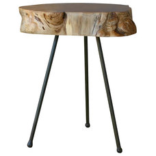 Eclectic Side Tables And End Tables by Pfeifer Studio