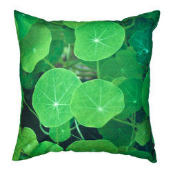 DD - Leaves Outdoor Pillow - This unique leaves outdoor pillow will bring a soft vibe to your backyard that will bring everyone serenity and zen