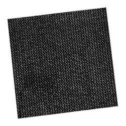 Easy Gardener - Easy Gardener 6' Sun Screen Fabric, Black (150 Feet) (75150) - Easy Gardener 75150 6' x 150' Sun Screen Fabric, Black