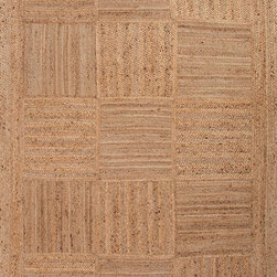 Jaipur - Natural Fiber Naturals Tobago 5'x8' Rectangle NATURAL Area Rug - The Naturals Tobago area rug Collection offers an affordable assortment of Natural Fiber stylings. Naturals Tobago features a blend of natural NATURAL color. Natural of 100% Jute the Naturals Tobago Collection is an intriguing compliment to any decor.