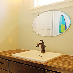 contemporary bathroom by Hood River reDesign