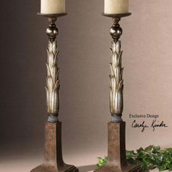 "19327 Candleholders Accessories by uttermost - Get 10% discount on your first order. Coupon code: ""houzz"". Order today."