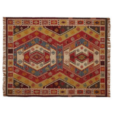 Eclectic Outdoor Rugs by Pottery Barn