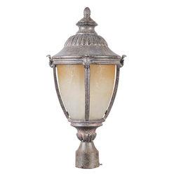 Maxim Lighting - Maxim Lighting 85181LTET Earth Tone Morrow Bay EE 1 Light Outdoor Post Light - Product