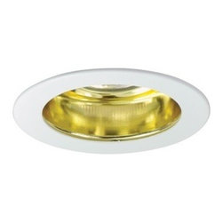 """Nora Lighting - Nora NL-3312 3"""" Reflector with Ring Trim, Nl-3312gw - 3"""" Reflector with Ring Trim"""