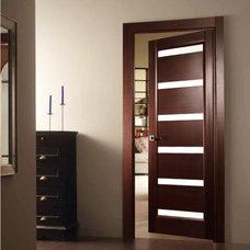 Modern Interior Doors by Modern Home Luxury