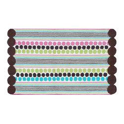The Rug Market - Dot Redux area rug -