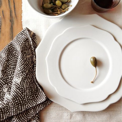 dinnerware by West Elm