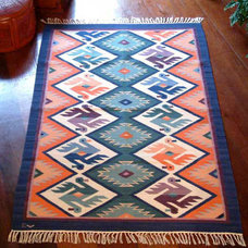 Eclectic Rugs by NOVICA