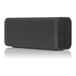 Braven - Braven 705, Design Series, Gray - Lightweight portability meets big sound with the powerful Braven 705 Speaker. Custom high-fidelity audio drivers deliver room-filling sound to your music, media, conference calls and more. For a powerful, immersive left and right stereo experience, pair any two Braven 7-Series speakers together using Braven's highly-acclaimed TrueWireless™ Technology. Precision engineered with a shock-absorbent thermoplastic exterior and sleek finish, the Braven 705 Speaker is offered in a wide variety of colors to match your personal style.