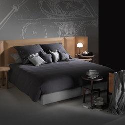 Flexform Beds - Eden bed by Flexform