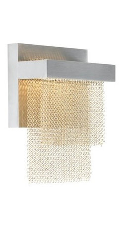LBL Lighting - LBL Lighting Camelot Wall LED 120V 1 Light Wall Sconce - ADA Compliant - Features: