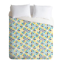 DENY Designs - Loni Harris Sparkle Duvet Cover - Turn your basic, boring down comforter into the super stylish focal point of your bedroom. Our Luxe Duvet is made from a heavy-weight luxurious woven polyester with a 50% cotton/50% polyester cream bottom. It also includes a hidden zipper with interior corner ties to secure your comforter. it's comfy, fade-resistant, and custom printed for each and every customer.