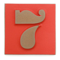 Modern House Numbers -