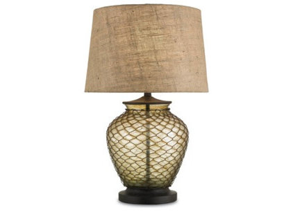 Beach Style Table Lamps by AT HOM
