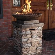 Modern Fire Pits by Wayfair