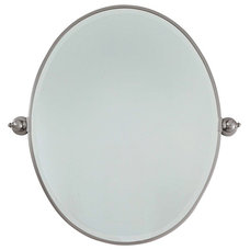 traditional bathroom mirrors by Lamps Plus