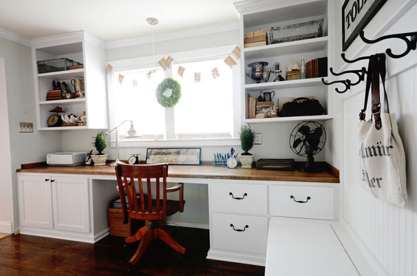 Eclectic  by Mustard Seed Interiors