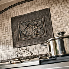 Traditional Tile by Quality Custom Cabinetry, Inc