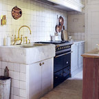 Kitchen Stone Sinks Antique (Mediterranean Style) - Image provided by 'Ancient Surfaces'