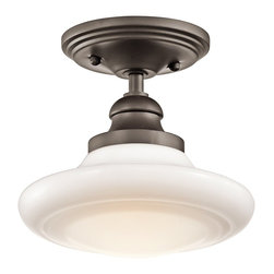 Kichler Lighting - Kichler Lighting 42268OZ Keller Transitional Pendant Light - Kichler Lighting 42268OZ Keller Transitional Pendant Light