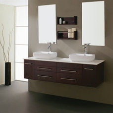 Virtu USA Augustine UM 3051 Double Vanity Set