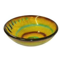 Eden Bath - Eden Bath Glass Vessel Sinks -