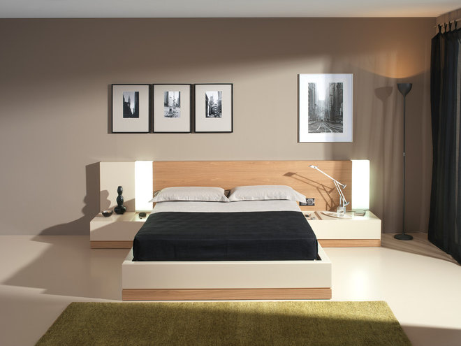 Contemporary Beds by ModMed Furniture